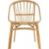 Καρέκλα Rattan NATURAL 57Χ56Χ80 Plastona 07.157173A
