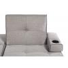 Καναπές με αριστερή γωνία 256.00x91.00x83.00 Artekko 735-2067